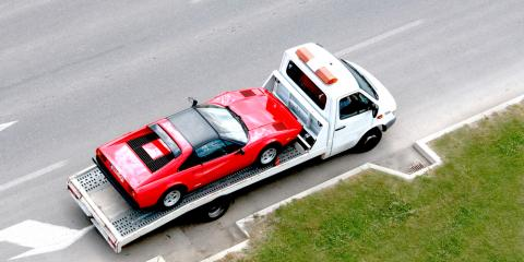 4 Tips for Working With a Towing Service, Burney, California