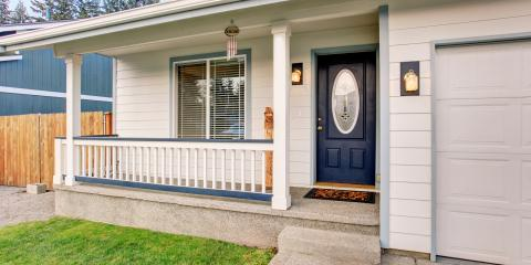3 Home Improvement Tips for Upgrading the Front Door, Nunda, New York