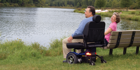 4 Benefits of Power Wheelchairs, Lincoln, Nebraska