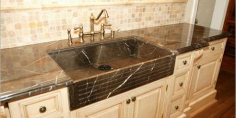 Travertine vs. Marble Countertops: Which to Choose?, Milford, Ohio
