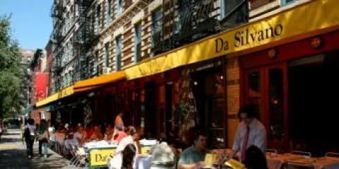 Da Silvano, Italian Restaurants, Restaurants and Food, New York, New York