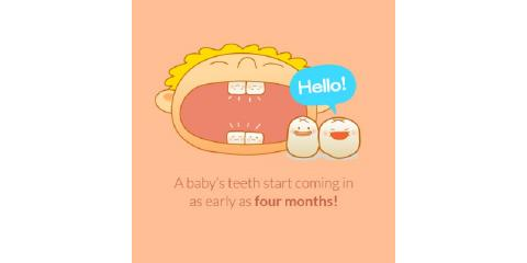 Is your child ready for their first dental exam?, Lewisburg, Pennsylvania