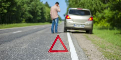 Insurance Agent Offers 3 Roadside Assistance Tips, Waynesville, Ohio