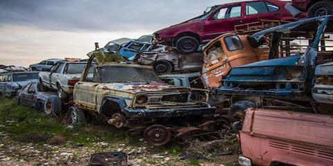3 Surprising Reasons to Visit Local Auto Junk Yards, San Marcos, Texas