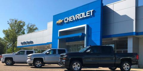McGraw-Webb Chevrolet Inc., Car Dealership, Shopping, Camden, Alabama