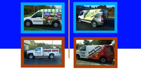 Business Exposure of Vehicle Wraps is 15x Better, Milford, Ohio