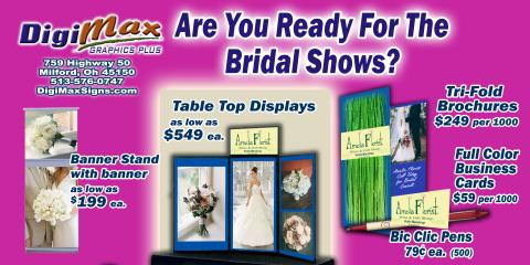 Attending a Bridal Show/Expo to get new Clients?, Milford, Ohio