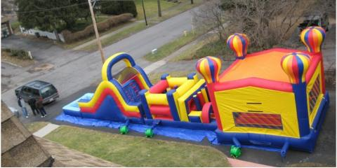 When Is the Best Time to Rent a Bounce House?, Rochester, New York