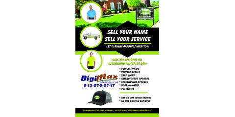 Let US help SELL Your Service & Name! , Milford, Ohio