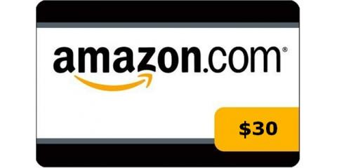 $30 Amazon Gift Card Booking Bonus from CheckAirfare, Brooklyn, New York