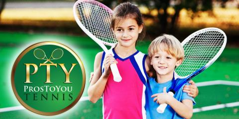 PTY Tennis Partners With New Online System - Register Today!, Bethesda, Maryland
