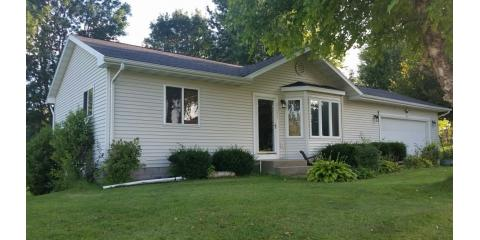 For sale by LAWRENCE REALTY, INC.  315 Golf Course Lane Ellsworth, WI  $172,900  Listing Agent-Emma Fuller, Red Wing, Minnesota