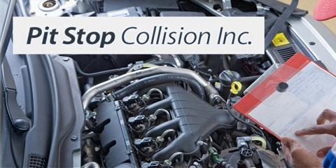 Pit Stop Collision, Collision Shop, Services, Island Park, New York
