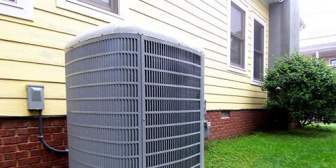 When Bigger Is Better: Air Conditioner Efficiencies, Lincoln, Nebraska