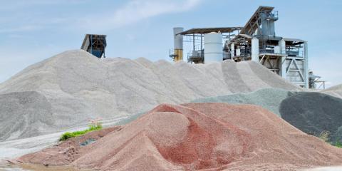 Bushatz Limestone, Sand & Gravel, LLC, Stone Sand & Clay, Services, Kingston, Ohio