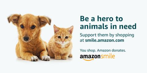 AmazonSmile: Be a Hero to Animals in Need and Support Nutmeg Spay/Neuter Clinic today!, Stratford, Connecticut