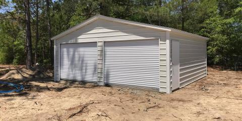3 Benefits of a Custom Metal Shed, Franklinville, North Carolina