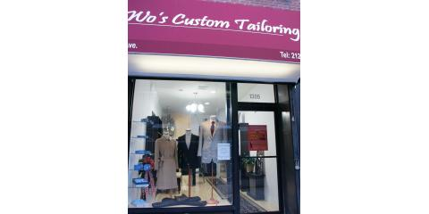 3 Reasons to Choose Wo's Custom Tailoring for Your Clothing Alterations, New York, New York
