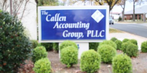 The Callen Accounting Group, PLLC, Tax Preparation & Planning, Finance, Mountain Home, Arkansas