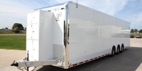 2018 inTech 34' Race Trailer completed, and available now at Flying A Motorsports!, Cuba, Missouri