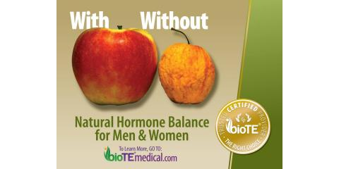 The Center for Women Promotes BioTe Pellet Therapy, Mountain Home, Arkansas