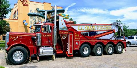 C. L. Chase Celebrates Their 50th Anniversary as a Towing Service, Oakdale, Wisconsin