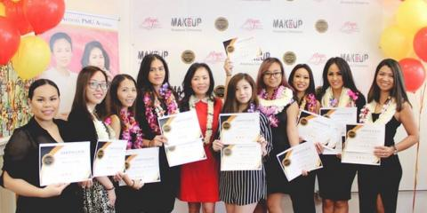 Modern Artistry of Permanent Makeup Academy, Makeup Artists, Health and Beauty, Honolulu, Hawaii