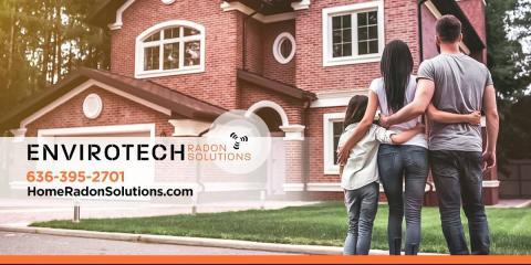 EnviroTech Radon Solutions, Radon Testing, Services, O Fallon, Missouri