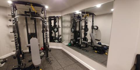 3 Benefits of Custom Mirrors in Your Gym, Northfield Center, Ohio