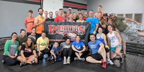Janel Barnett -- Bombers CrossFit Member Spotlight, Beavercreek, Ohio