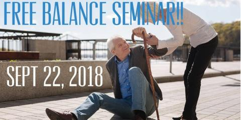 Free Balance Seminar September 22, 2018, Lincoln, Nebraska