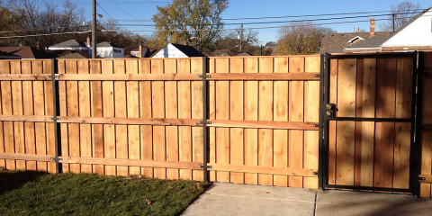 Have an Annoying Neighbor? Call Beverly Fence Company For Your Top-Grade Wood or Iron Fence!, La Grange, Illinois