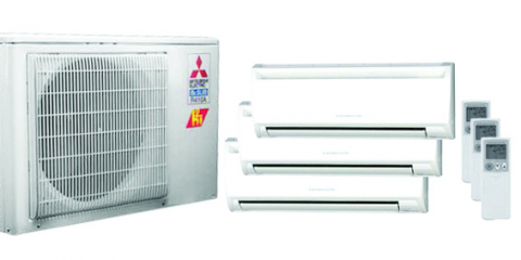 3 Benefits of Mitsubishi Electric's Zoned Comfort Solution™, West Goshen, Pennsylvania