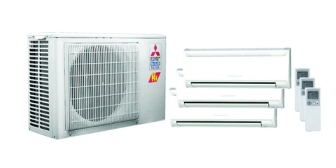 3 Ways Ductless AC Units Reduce Noise, New Rochelle, New York