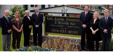 Katz Kantor Stonestreet & Buckner PLLC, Attorneys, Services, Princeton, West Virginia