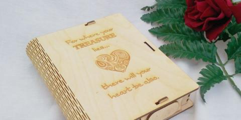 3 Amazing Anniversary Gift Ideas From Woven Hearts, Kingston, Missouri