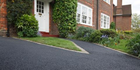 3 Benefits of Having an Asphalt Driveway, Wallingford Center, Connecticut