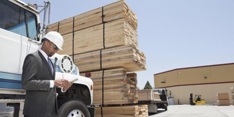 3 Common Loads Flatbed Trucks Carry, Honolulu, Hawaii