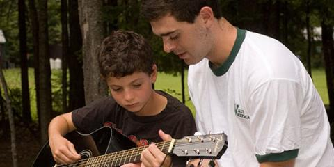 3 Favorite Songs From New England's Best Summer Camp , Piermont, New Hampshire