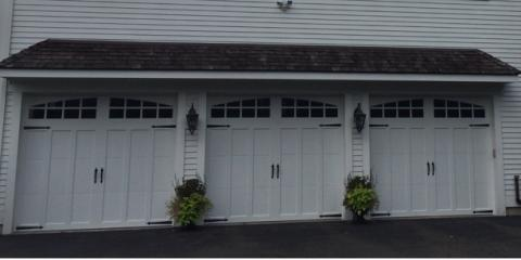 Top 3 Residential Garage Doors & the Benefits They Offer, Milford, Connecticut