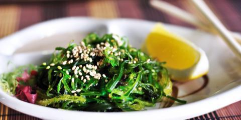 3 Health Benefits of Eating Seaweed, Melville, North Carolina