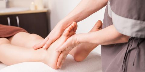 3 Benefits of Foot Reflexology , Honolulu, Hawaii