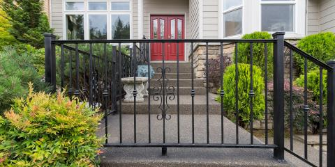 3 Key Benefits of Wrought Iron Railings , Evergreen, Montana