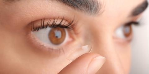 3 Mistakes to Avoid if You Wear Contact Lenses, Symmes, Ohio