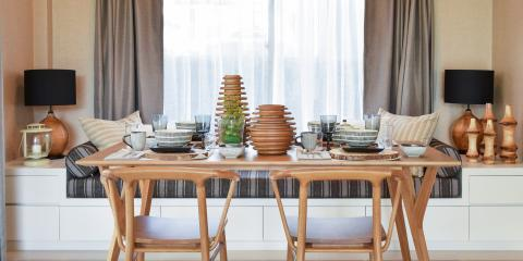 3 Reasons to Protect Your Wood Table with a Glass Tabletop , Oklahoma, Pennsylvania