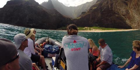 3 Reasons to Take a Rafting Tour Around Kauai's Southern Coast, Kekaha-Waimea, Hawaii
