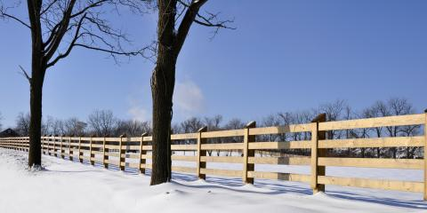 3 Steps to Prep Your Wood Fence for Snowy Weather, Lincoln, Nebraska
