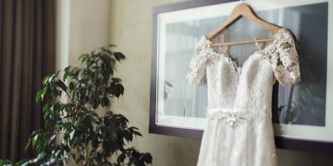 Advice From a Wedding Dress Cleaner: 3 Steps to Successfully Store Your Dress , Lincoln, Nebraska