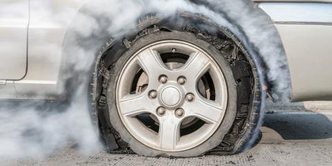 3 Steps to Take After a Car Tire Blowout , Harrison, Arkansas