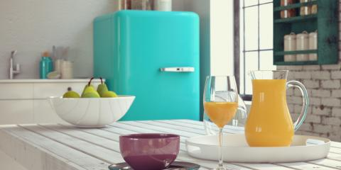 3 Tips to Add a Pop of Color to Your Kitchen , ,